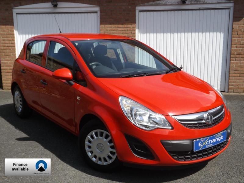 2011 (61) Vauxhall Corsa 1.2 S 5 Door // Low Insurance //