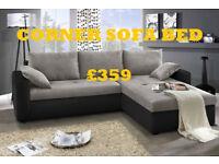 ✨✨✨CORNER SOFA BED FORTE✨✨✨ £359 polskie meble narozniki z funkcja spania