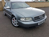AUDI S8 4.2 V8 QUATTRO - 360 BHP WITH SERVICE HISTORY