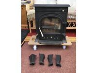Small multifuel stove