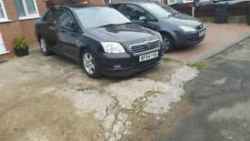 Toyota Avensis 1.8 Auto 54 Plate Fitted LPG