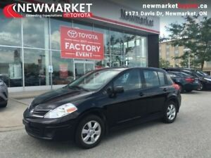 2011 Nissan Versa 1.8 S  - one owner - trade-in