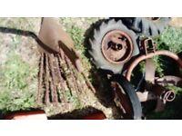 Rotavator parts /tools.