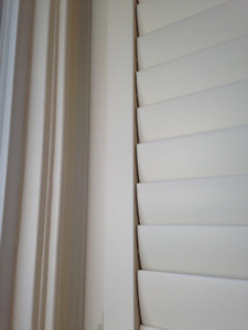Wood California Shutters- Various sizes