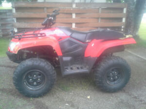 arctic cat 500 quad