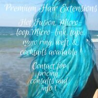 CERTIFIED HAIR EXTENSION TECH ! MOBILE,IN SALON ! PROMOS ON NOW!