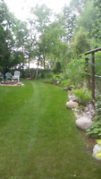 Lawn Maintenance in the Tri-Cities