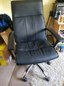 Office chair (Leather)