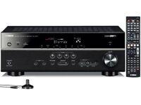 Yamaha RX-V575 AV Receiver plus Speakers