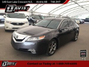 2011 Acura TL SUNROOF, CRUISE CONTROL, SEATS 5