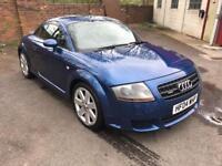 Audi TT 3.2 DSG reduced £3950.