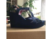 Tommy Hilfiger denim wedges