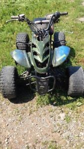 125cc ATV RUNS!!! Gold chain ,BEATS,Fossil/Invicta watches etc..