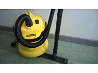 KARCHER MV2 Wet & Dry Cylinder Vacuum Cleaner