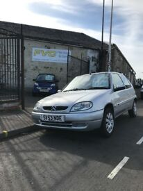 Citreon Saxo Desire 1.1 , 56000 Miles, Low Insurance & Tax, - Kirkcaldy
