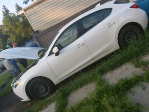 2016 Mazda3 sport GT for parts or as is