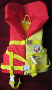 Disney, Sponge baby life vest, Size for C child, for 14-27kg