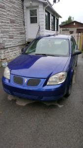 Pontiac g5 2007 manuelle