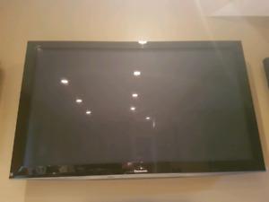 """65"""" Panasonic plasma TV"""