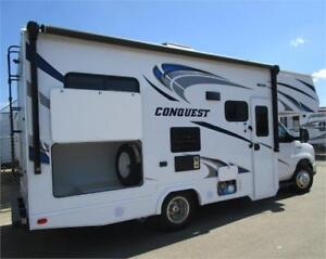 2018 CONQUEST 6237 - NEW INEXPENSIVE CLASS C MOTORHOME
