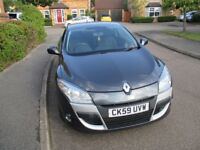 Renault Megane 2009 Manual, 12 Months MOT, Full Service History, Great Condition