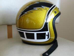 Bell 500 custom helmet