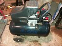 50ltr 2.5hp 9.6cfm Air compressor