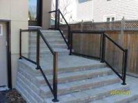 Good for life aluminum deck and railing