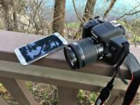 Canon 750d EOS LSLR