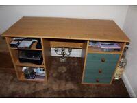 computer desk/ dressing table