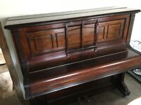 Piano - made by TG Payne of London