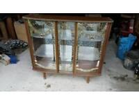 Retro / vintage china cabinet