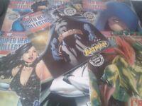 DC COMICS SUPER HERO COLLECTION