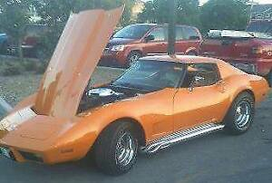 1977  Chevrolet Corvette , 350 V8, 4 Speed, 27,000 ORIG.MILES