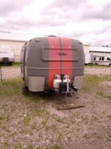 17 foot updated Boler for sale