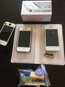 iPhone 4 and iPhone 4S - both currently need repair