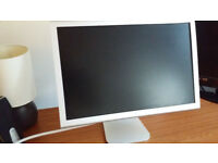 "Apple Cinema Display Monitor 22"" - £65"