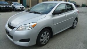2013 Toyota Matrix Auto. Hatchback (THIS WEEK SPECIAL)