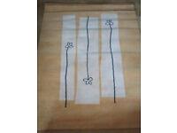 Tan and Beige Carpet Rug / Mat