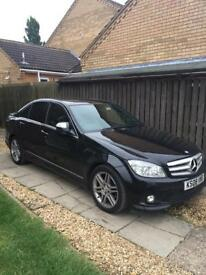 SALE OR SWAPS VW T5 MERCEDES C220 CDi AMG SPORT