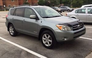 2008 TOYOTA RAV4 LIMITED 4WD!! CERTIFIED!