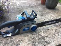 Macalister electric chainsaw