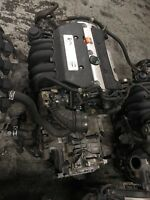 Honda CR-V 2.4L engine and AWD transmission available