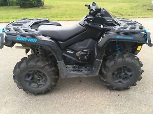 2016 Can am 850