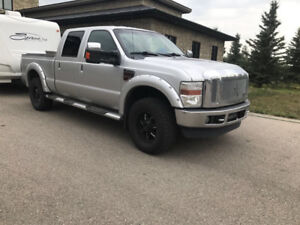2010 Ford F-350 Lariet Truck Leather loaded