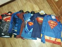 Superhero 3D Printed T Shirts Compression Shirts Long Sleeve.NEW AND PACKAGED