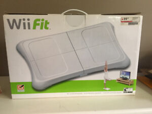 Brand New Wii Fit Package!!