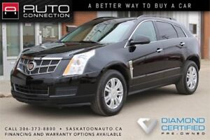 2012 Cadillac SRX AWD Luxury Edition