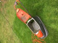 Flymo Turbo Electric Hover Mower