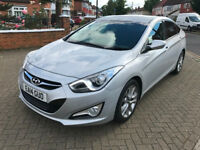 2014 (14) HYUNDAI i40 1.7 CRDi STYLE AUTOMATIC SALOON EXCELLENT CONDITION FULL SERVICE HISTORY